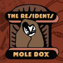 The Residents: Mole Box: The Complete Triology, 6 CDs
