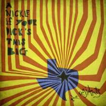 The Residents: A Nickle If Your Dick's This Big, 2 CDs