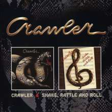 Crawler: Crawler / Snake Rattle And Roll, CD