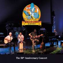 Barclay James Harvest: The 50th Anniversary Concert, 2 CDs und 1 DVD