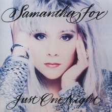 Samantha Fox: Just One Night (Deluxe Edition), 2 CDs