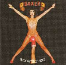 Boxer: Below The Belt (Remastered + Expanded Edition), CD