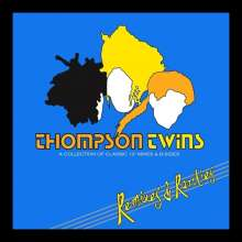 Thompson Twins: Remixes And Rarities (Remastered Collection), 2 CDs