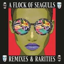 A Flock Of Seagulls: Remixes & Rarities (Deluxe-Edition), 2 CDs