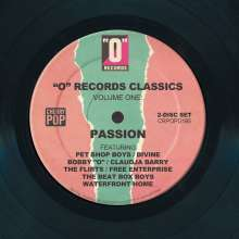 """O"" Records Classics Volume One: Passion, 2 CDs"