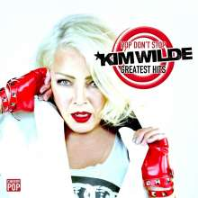 Kim Wilde: Pop Don't Stop: Greatest Hits, 2 CDs