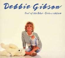 Debbie Gibson (später: Deborah): Out Of The Blue (Deluxe Edition), 3 CDs und 1 DVD