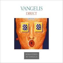 Vangelis (geb. 1943): Direct (Remastered Edition), CD