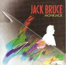 Jack Bruce: Monkjack (Remastered Edition), CD