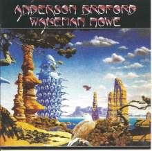 Anderson, Bruford, Wakeman & Howe: Anderson, Bruford, Wakeman, Howe (Expanded + Remastered), 2 CDs