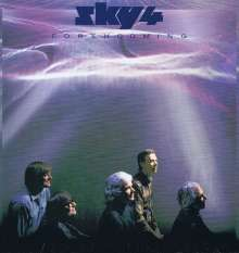 Sky: Sky 4: Forthcoming (Expanded & Remastered) (CD + DVD), 1 CD und 1 DVD