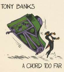 Tony Banks (geb. 1950): A Chord Too Far, 4 CDs