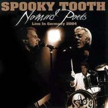 Spooky Tooth: Nomad Poets: Live In Germany 2004, CD