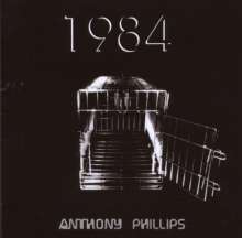 Anthony Phillips (ex-Genesis): 1984 (Expanded Deluxe Version), 2 CDs und 1 DVD-Audio