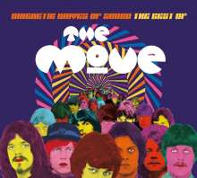 The Move: Magnetic Waves Of Sound, CD