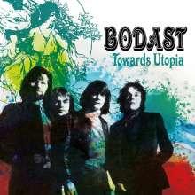 Bodast   (Steve Howe): Towards Utopia, CD