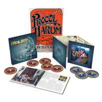 Procol Harum: Still There'll Be More: An Anthology 1967 - 2017 (Deluxe-Box), 5 CDs