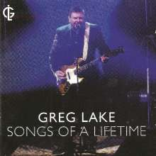 Greg Lake: Songs Of A Lifetime, CD
