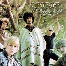 Spirit: It Shall Be: The Ode & Epic Recordings 1968 - 1972, 5 CDs