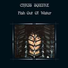 Chris Squire: Fish Out Of Water, Blu-ray Disc