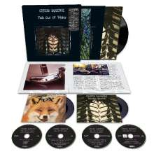 "Chris Squire: Fish Out Of Water (180g) (Limited Edition Boxset), 1 LP, 2 Singles 7"", 2 CDs und 2 DVDs"