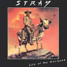Stray: Live At The Marquee, CD