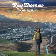 Ray Thomas (Moody Blues): Words & Music, 1 CD und 1 DVD