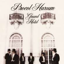 Procol Harum: Grand Hotel, 1 CD und 1 DVD