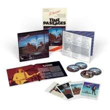 Al Stewart: Time Passages (Limited Deluxe Edition), 3 CDs und 1 DVD