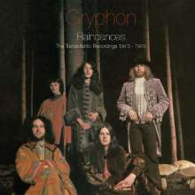 Gryphon: Raindances (The Transatlantic Recordings 1973-1975), 2 CDs