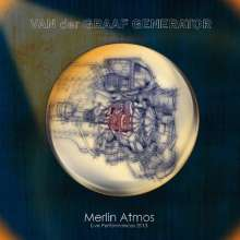 Van Der Graaf Generator: Merlin Atmos: Live Performances 2013, CD
