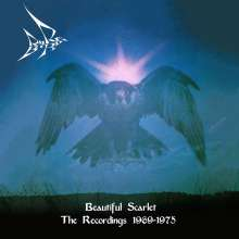 Rare Bird: Beautiful Scarlet: The Recordings 1969 - 1975, 6 CDs