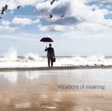 Tony Patterson: Equations Of Meaning, CD