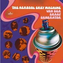 Van Der Graaf Generator: Aerosol Grey Machine: 50th Anniversary Edition (180g) (remastered), 4 CDs