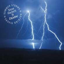 Djabe & Steve Hackett: Summer Storms & Rocking Rivers: Live, 2 CDs