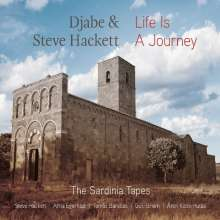 Djabe & Steve Hackett: Life Is A Journey: The Sardinia Tapes, CD