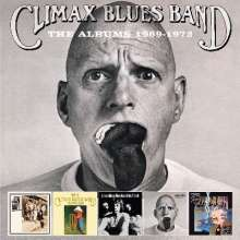 Climax Blues Band (ex-Climax Chicago Blues Band): The Albums 1969 - 1972, 5 CDs