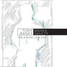 Tony Banks (geb. 1950): Banks Vaults: The Albums 1979 - 1995, 8 CDs