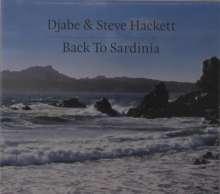 Djabe & Steve Hackett: Back To Sardinia, 1 CD und 1 DVD-Audio
