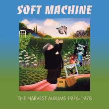 Soft Machine: Harvest Albums 1975 - 1978, 3 CDs