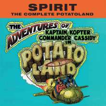Spirit: The Complete Potatoland, 4 CDs