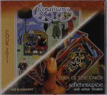 Renaissance: Turn Of The Cards / Scheherazade And Other Stories: Live 2011, 3 CDs