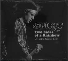 Spirit: Two Sides Of A Rainbow: Live At The Rainbow 1978, 2 CDs