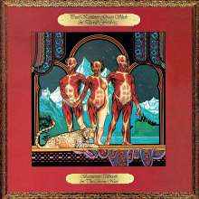 Paul Kantner, Grace Slick & David Freiberg: Baron Von Tollbooth And The Chrome Nun, CD