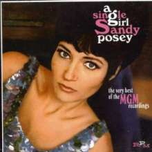 Sandy Posey: A Single Girl - The Very Best Of The MGM Recordings, CD