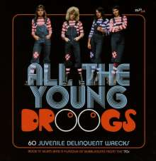 All The Young Droogs, 3 CDs