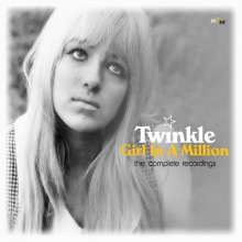 Twinkle: Girl In A Million: The Complete Recordings, 2 CDs