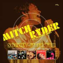 Mitch Ryder & The Detroit Wheels: Sockin' It To You: The Complete Dynovoice Recordings, 3 CDs