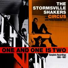 The Stormsville Shakers And Cirus: One And One Is Two: Complete Recordings 1965 - 1967, CD