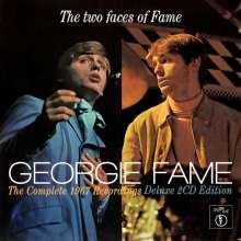 Georgie Fame (geb. 1943): The Two Faces Of Fame: Complete 1967 Recordings, 2 CDs